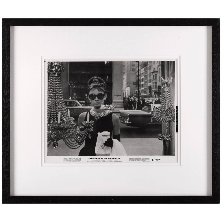 """Breakfast at Tiffany's"" Photograph"