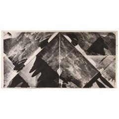 "J. F. Beardsall ""American, 20th Century"", Chalk on Paper"