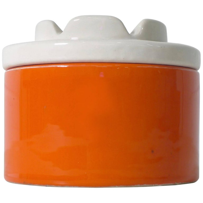 Ettore Sottsass Ceramic for Il Sestante, Italy, 1962 For Sale