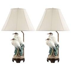 Frederick Cooper Crane Table Lamp