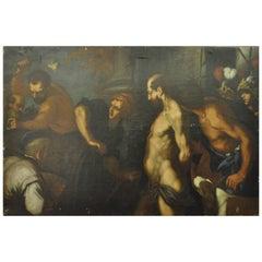 18th Century Italian Oil Painting