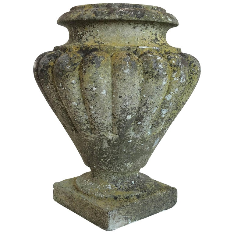 19th Century English Marble Urn