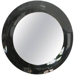 Italian Gray Mirror, 1960s