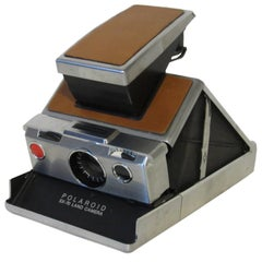 Polaroid SX-70 Camera Designed by Henry Dreyfuss