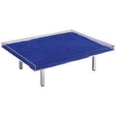 Yves Klein Table Bleue Blue