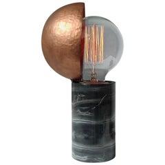 Marble Table Lamp, Sander Bottinga