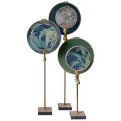 Ensemble of Three Table Lamps, Sander Bottinga