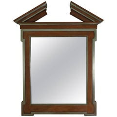 Donghia Broken Pediment Mirror