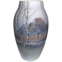 Bing & Grondahl Art Nouveau Vase 8322/243