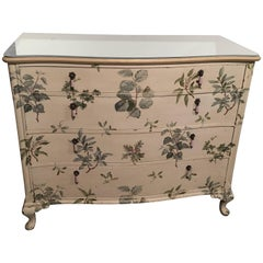 Découpage Chest of Drawers