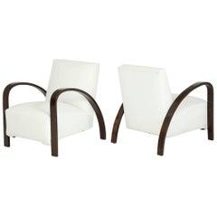 Pair of Midcentury Armchairs