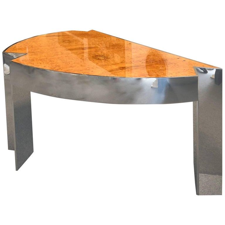 Desk by Leon Rosen for Pace Collection For Sale