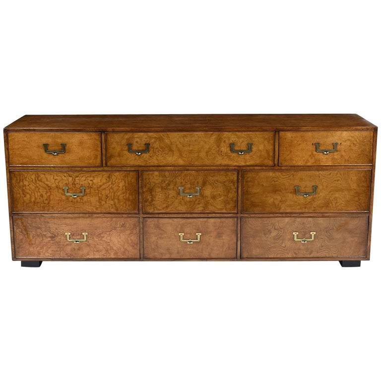 John Widdicomb Nine-Drawer Chest