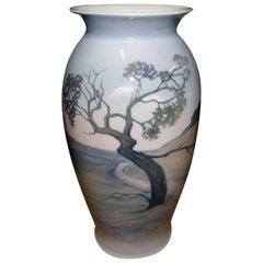 Bing & Grondahl Art Nouveau Vase #8592/379