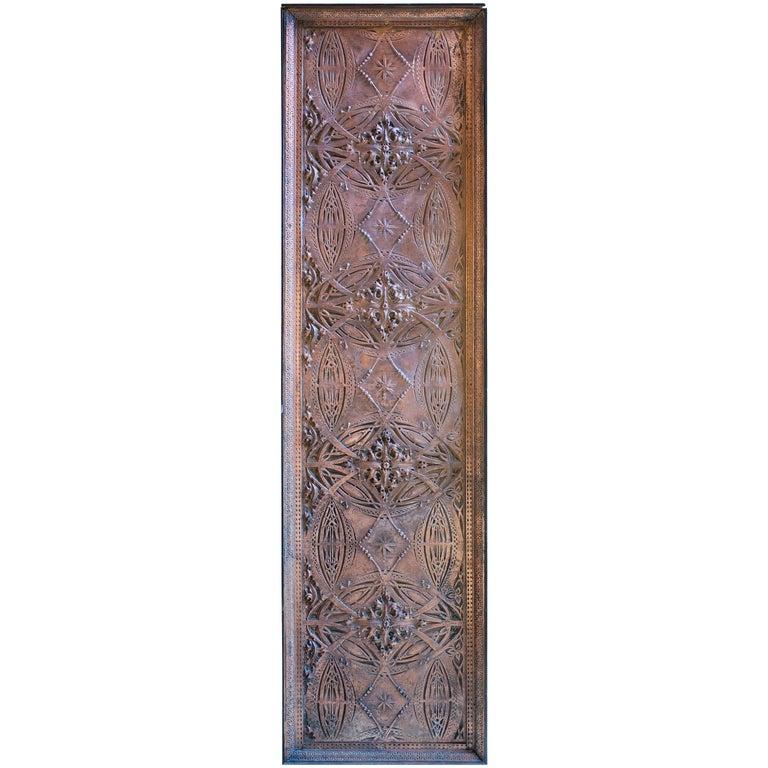 Louis Sullivan Decorative Panel, 1893 Chicago Stock Exchange For Sale