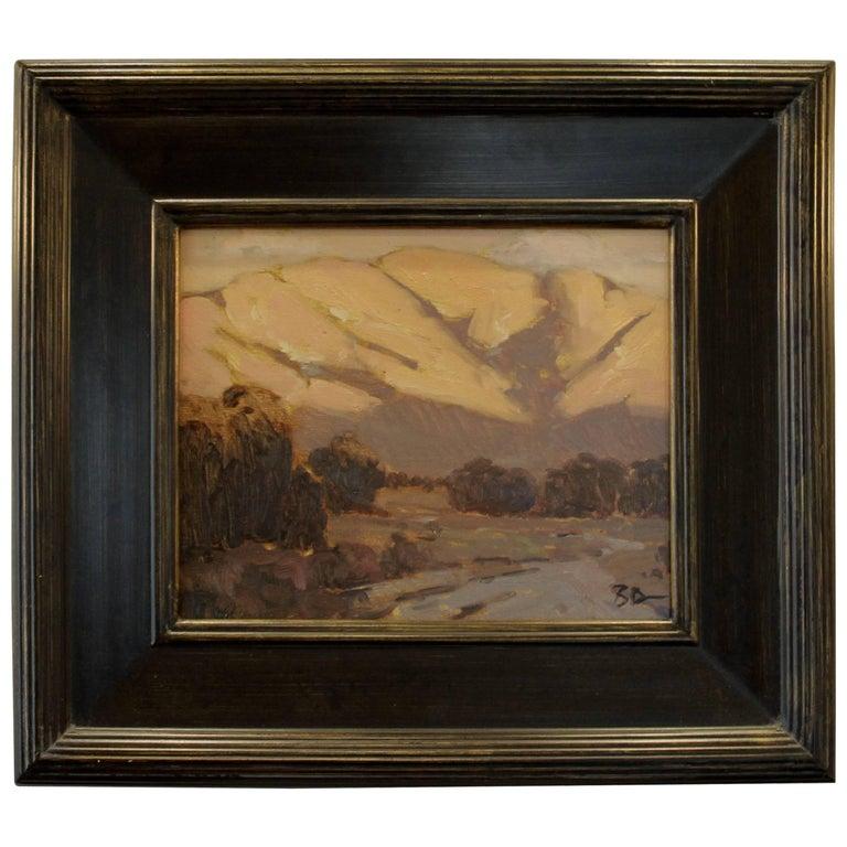 Brian Blood California Impressionist Carmel Valley California, 2015