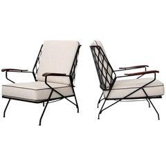 Salterini Lounge Chairs by Maurizio Tempestini