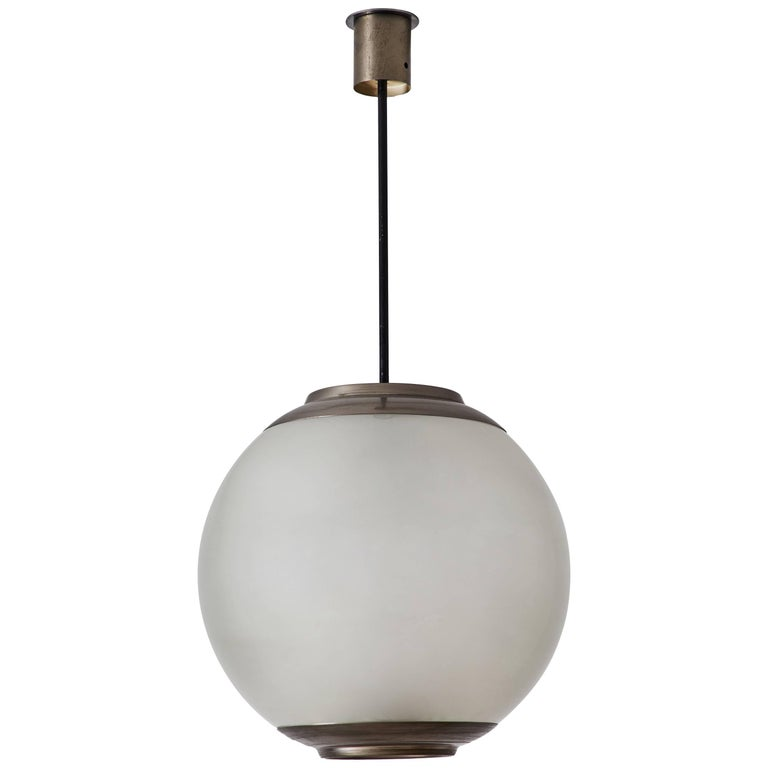 Large Model LS2 Pendant by Luigi Caccia Dominioni for Azucena 1