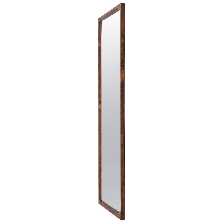 Aksel Kjersgaard Mirror in Rosewood by Odder in Denmark