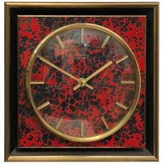 Junghans Ato-Mat Wall Clock