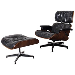 Eames Lounge Chair & Ottoman - 1st Edition