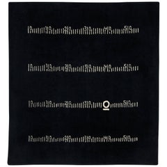Eileen Gray Black Board Carpet edition Ecart International
