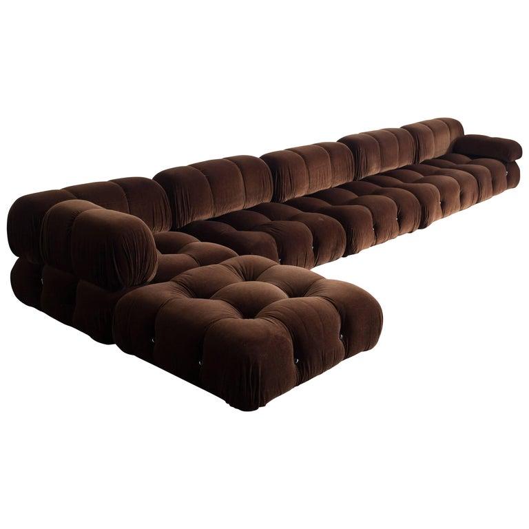 Camaleonda Modular Sofa By Mario Bellini For C B Italia For Sale At 1stdibs