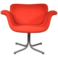 1st Edition Tulip Chair by Pierre Paulin for Artifort, Netherlands 1950