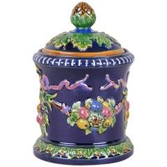Art Noveuau Box by Gerbing & Stephan, Bohemia circa 1900
