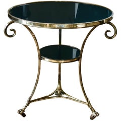 Neo-Classical End Table