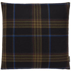 Maharam Pillow, Mingled Plaid by Paul Smith