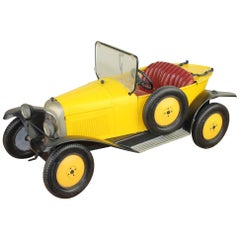 Vintage Scale Model Toy Car, Citroën Torpedo 5HP, 1/10, France