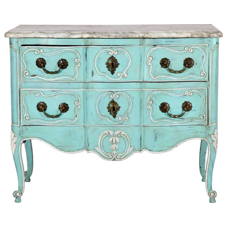 Early 19th Century Louis XV Style Commode