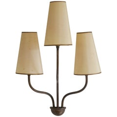 "Jean Royere wall lamp ""Persane"""