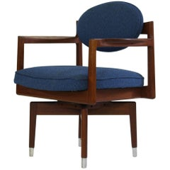 Jens Risom Office Chair with Swivel