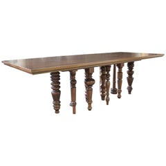 Bronze Millennial Table