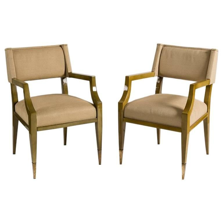 Raphaël, Pair of Armchairs, France