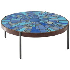 Rogier Vandeweghe for Amphora Mosaic Coffee Table