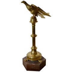 Cast and Turned Brass Eagle Lectern