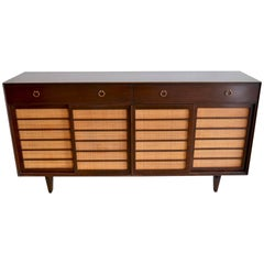 Sideboard Credenza for Dunbar by Edward Wormley Mid-Century Modern Model 671-A