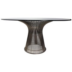 Dining Table by Warren Platner