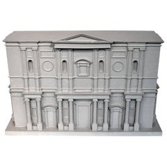 'Grand Tour' Architectural Model of the 'Basilica San Lorenzo' by Michelangelo
