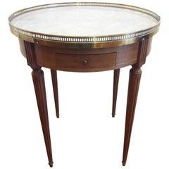 Bouillotte Louis XVI Style Table