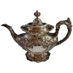 Francis I by Reed & Barton Old Sterling Silver Tea Pot #570A Hollowware
