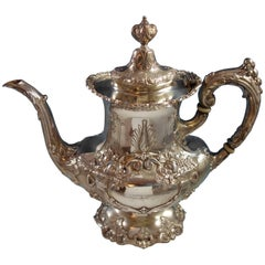 Francis I by Reed & Barton Old Sterling Silver Coffee Pot #570A Hollowware