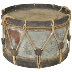 Charming 19th Century French Drum