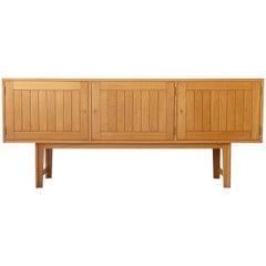 Kurt Østervig Vamo Sonderborg Oak Sideboard Danish Modern Vintage