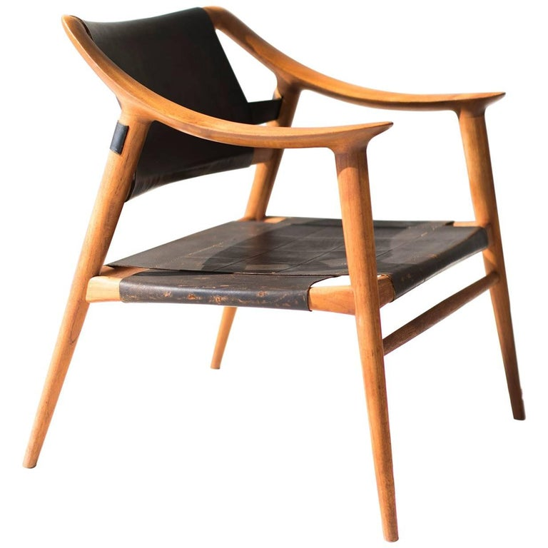 Rastad and Relling Bambi Lounge Chair for Gustav Bahus