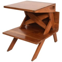 Midcentury Mexican Modernist Side Table