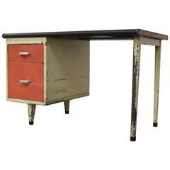 Jean Prouvé Style Writing Desk